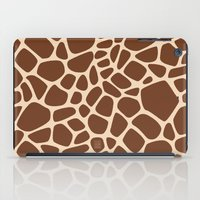 Giraffe iPad Case