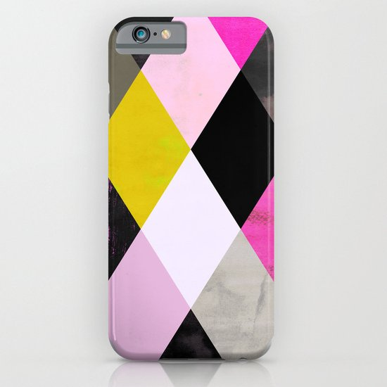 colour + pattern 15 iPhone & iPod Case
