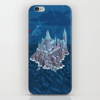 Hogwarts series (year 6: the Half-Blood Prince) iPhone & iPod Skin