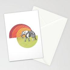 Elephant... Stationery Cards