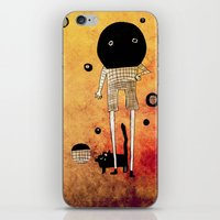 Headless iPhone & iPod Skin