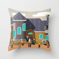 Super Arrested Developme… Throw Pillow