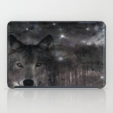 Wolf Spirit In The Fores… iPad Case