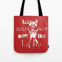 Take A Journey With The … Tote Bag