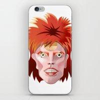 Starman iPhone & iPod Skin