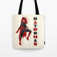 Batwoman Tote Bag