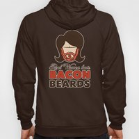 Bacon Beard (women's version) Hoody