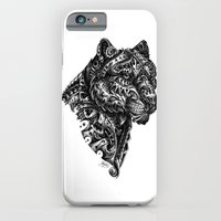 iPhone & iPod Case featuring Peacekeeper by René Campbell