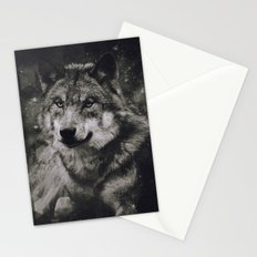 Wolf II Stationery Cards