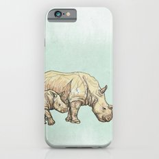 Rhino Mother And Child iPhone 6 Slim Case