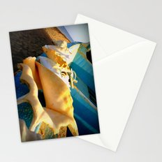 sole e azzurro Stationery Cards