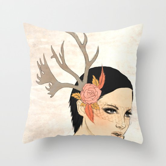 Costume Party 2 Throw Pillow