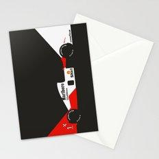 MP4/6 Stationery Cards