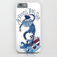 iPhone & iPod Case featuring Across The Sea by Chopsticksroad.