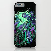 iPhone & iPod Case featuring Pacific Retro by Don Lim