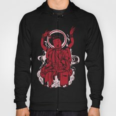 Goddess Of Smoke Hoody