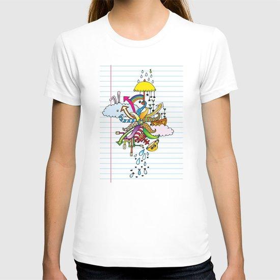 Notebook World T-shirt