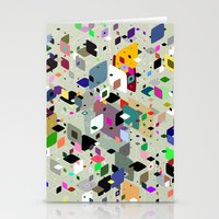 Breaking Free Stationery Cards