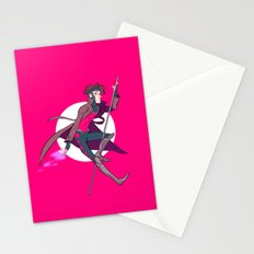 The Thief Stationery Cards
