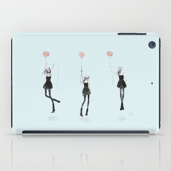 Girls Afloat iPad Case