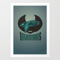 Romulan Warbirds Art Print