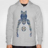 Wolfman Hoody