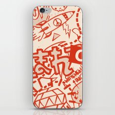 Thought Bubble iPhone & iPod Skin