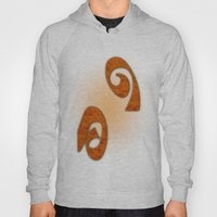 Symbols in Wood Hoody