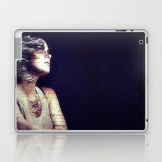 Time waits for no one. Laptop & iPad Skin