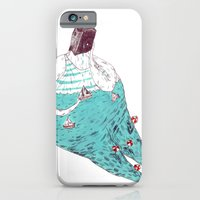 sad fat and ugly iPhone 6 Slim Case