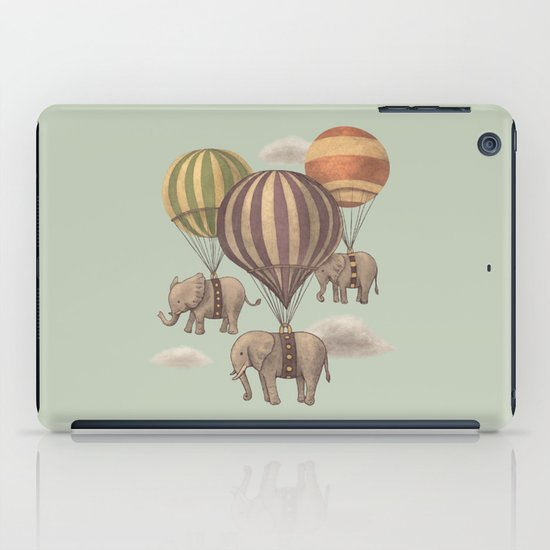 Flight of the Elephants  iPad Case