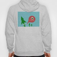 Greestmas. Save Xmas Trees Hoody