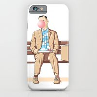 Bubble Gump iPhone 6 Slim Case
