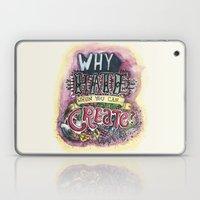 Hate/Create Laptop & iPad Skin