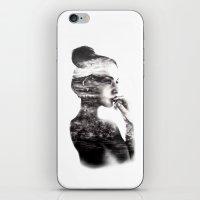Vagabond // Fashion Illustration iPhone & iPod Skin