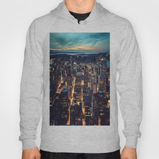 Skyscrapes-City View Hoody
