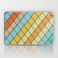 Fish Aqua Print Laptop & iPad Skin
