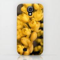 Tiny Yellow Blossoms Galaxy S4 Slim Case