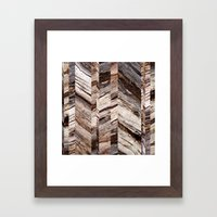 Parquetry No.1 Framed Art Print