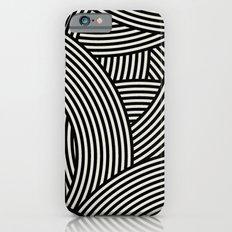 New Weave in Black Slim Case iPhone 6s
