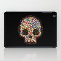 Spectrum Colors Arranged By Chance iPad Case