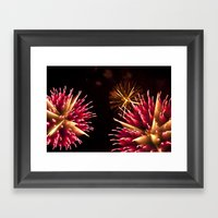 Efflorescence 34 Framed Art Print
