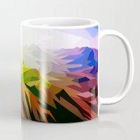 Mountains Mug