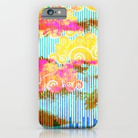 iPhone & iPod Case featuring Rain by eojnairb