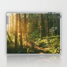 Forest Sunset Laptop & iPad Skin