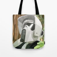 Scout Trooper Tote Bag