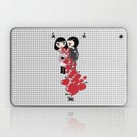 Lady & Lord Valentine's Laptop & iPad Skin