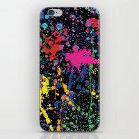 Splatt iPhone & iPod Skin