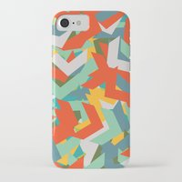 chevron iPhone & iPod Cases featuring Chevron by INDUR