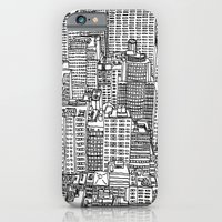 New York View 3 iPhone 6 Slim Case